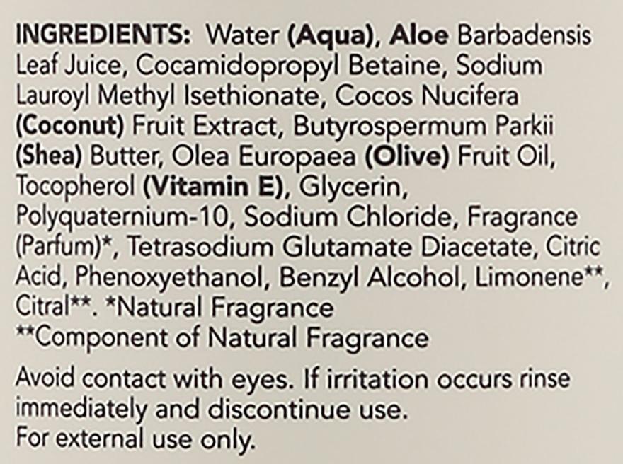 Șampon hidratant pentru părul uscat și deteriorat - Sukin Hydrating Shampoo — Imagine N3