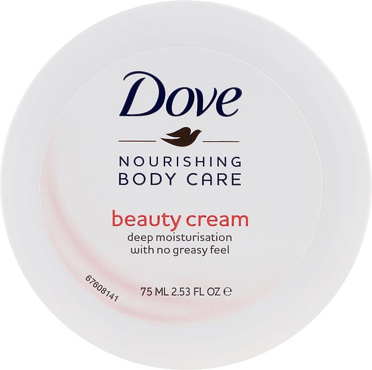Cremă hidratantă pentru corp - Dove Beauty Cream