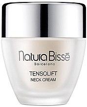 Parfumuri și produse cosmetice Cremă-lifting pentru gât și decolteu - Natura Bisse Tensolift Neck Cream