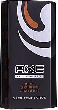 Parfumuri și produse cosmetice Axe Dark Temptation - Apă de toaletă