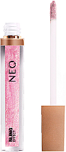 Parfumuri și produse cosmetice Luciu de buze - NEO Make up Bling Effect Lipgloss