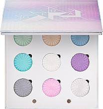 Parfumuri și produse cosmetice Paletă fard de ochi - Ofra Glitch Eyeshadow Palette