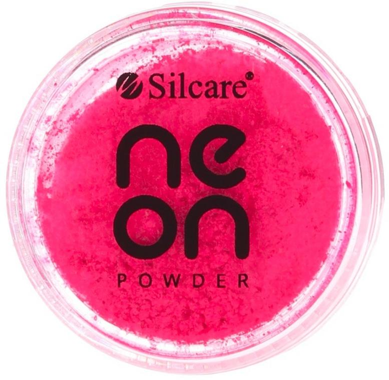 Pudră pentru unghii - Silcare Neon Powder