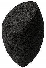 Parfumuri și produse cosmetice Burete de machiaj, negru - Kashoki Olive Cut Make Up Sponge Black