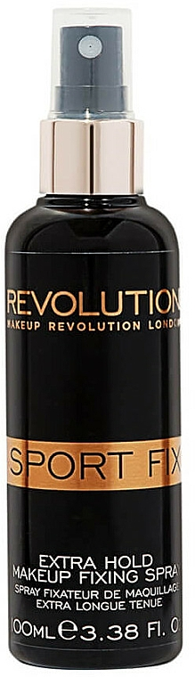 Fixator pentru machiaj - Makeup Revolution Pro Fix Makeup Extra Hold Fixing Spray
