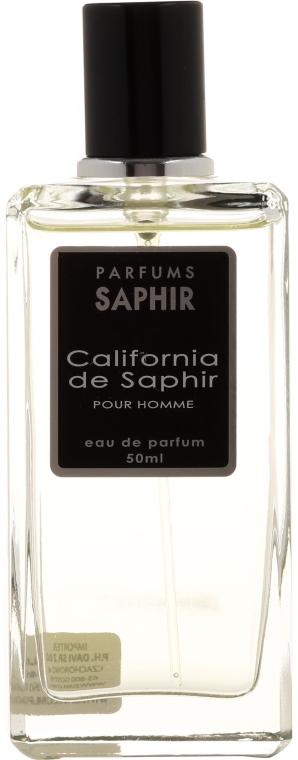 Saphir Parfums California - Apă de parfum (tester cu capac)
