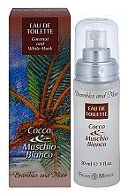 Parfumuri și produse cosmetice Frais Monde Coconut And White Musk - Apă de toaletă