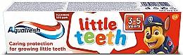 """Parfumuri și produse cosmetice Pastă de dinți """"My baby teeth"""" - Aquafresh Kids PAW Patrol"""