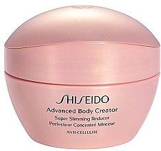 Parfumuri și produse cosmetice Cremă anticelulitică de corp - Shiseido Advanced Body Creator Super Slimming Reducer