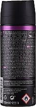 "Antiperspirant Aerosol Spray ""Excite"" pentru bărbați - Axe Deodorant Bodyspray Dry Excite — Imagine N2"