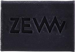 Parfumuri și produse cosmetice Săpun cu cărbune pentru față și corp - Zew For Men Face And Body Soap