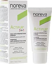 Parfumuri și produse cosmetice Cremă pentru ten problematic 3 în 1 - Noreva Actipur Intensive Anti-Imperfection Care 3in1