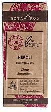 """Parfumuri și produse cosmetice Ulei esențial """"Neroli"""" - Botavikos 100% Neroli Essential Oil"""
