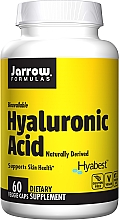Parfumuri și produse cosmetice Acid hialuronic - Jarrow Formulas Hyaluronic Acid