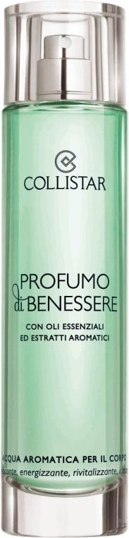 Spray parfumat pentru corp, cu extracte de flori - Collistar Speciale Benessere Profumo di Benessere — Imagine N1