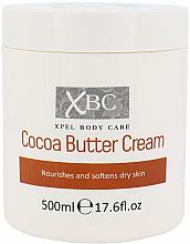 Parfumuri și produse cosmetice Cremă de corp cu ulei de cacao - Xpel Marketing Ltd Body Care Cocoa Butter Cream