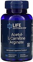 Parfumuri și produse cosmetice Arginat de acetil carnitină - Life Extension Acetyl-L-Carnitine Arginate