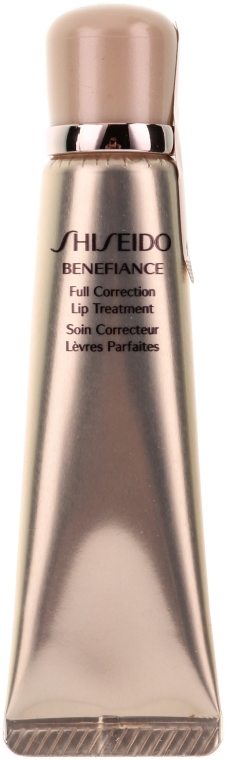 Balsam de buze - Shiseido Benefiance Full Correction Lip Treatment — Imagine N2