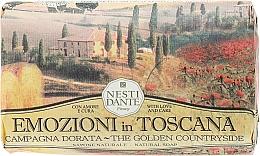 """Parfumuri și produse cosmetice Săpun """"Țara de Aur"""" - Nesti Dante Emozioni a Toscana Soap"""