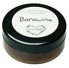 Parfumuri și produse cosmetice Cremă de duș cu sare - Scandia Cosmetics