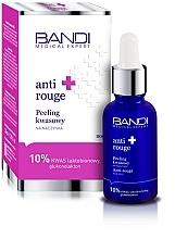 Parfumuri și produse cosmetice Peeling anticuperoza cu acid - Bandi Medical Expert Anti Rouge Acid Peel