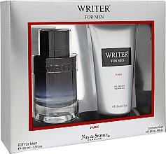 Parfumuri și produse cosmetice Yves de Sistelle Writer for Men - Set (edt/100ml + sh/gel/150ml)