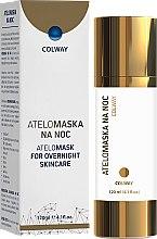Parfumuri și produse cosmetice Mască de față - Colway AteloMask for Overnight Skincare