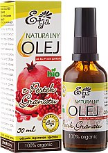 Parfumuri și produse cosmetice Ulei din semințe de rodie pentru corp - Etja Bio