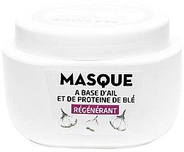 Parfumuri și produse cosmetice Mască cu usturoi pentru păr - Renee Blanche
