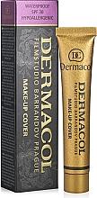 Parfumuri și produse cosmetice Fond de ten - Dermacol Make-Up Cover