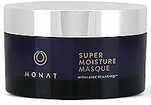 Parfumuri și produse cosmetice Mască de păr - Monat Super Moisture Masque