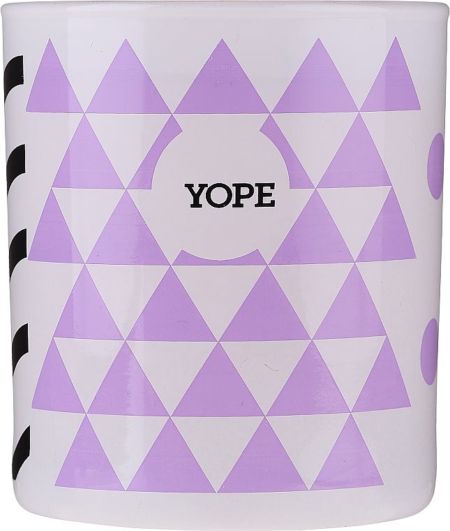 "Lumânare parfumată ""Winter Rarity"" - Yope Winter Rarity Candle — Imagine N3"