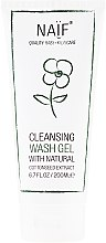 Parfumuri și produse cosmetice Gel de duș - Naif Cleansing Wash Gel