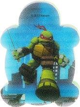 Parfumuri și produse cosmetice Burete de baie pentru copii Rafael 3 - Suavipiel Turtles Bath Sponge