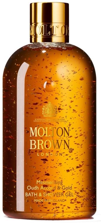 Molton Brown Mesmerising Oudh Accord & Gold - Gel de duș