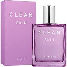Parfumuri și produse cosmetice Clean Skin Eau de Toilette - Apă de toaletă