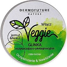 Parfumuri și produse cosmetice Pastă de curățare pentru față - DermoFuture Veggie Kale & fennel Pasta