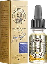 Parfumuri și produse cosmetice Ulei pentru barbă - Captain Fawcett The Million Dollar Beard Oil by Jimmy Niggles