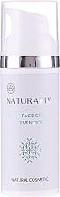 Parfumuri și produse cosmetice Cremă de noapte pentru față - Naturativ Facial Night Cream 30+