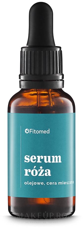 """Ulei pentru ten mixt """"Trandafir sălbatic"""" - Fitomed Oil For Mixed Skin — Imagine 30 ml"""
