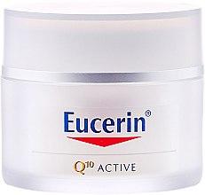 Parfumuri și produse cosmetice Cremă de zi anti-îmbătrânire pentru față - Eucerin Q10 Active Day Cream