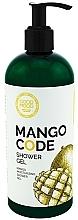 Parfumuri și produse cosmetice Gel de duș cu extract de mango - Good Mood Mango Code Shower Gel