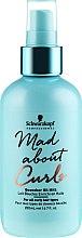 Parfumuri și produse cosmetice Lapte spray pentru păr ondulat - Schwarzkopf Professional Mad About Curls Quencher Oil Milk