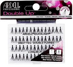 Parfumuri și produse cosmetice Extensii gene - Ardell Double Up Long Black Lashes