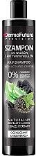 Parfumuri și produse cosmetice Șampon cu cărbune activ - DermoFuture Hair Shampoo With Activated Carbon