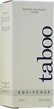 Parfumuri și produse cosmetice Ruf Taboo Equivoque - Apă de toaletă