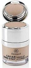 Parfumuri și produse cosmetice Corector de față - Dermacol Caviar Long Stay Make-Up & Corrector