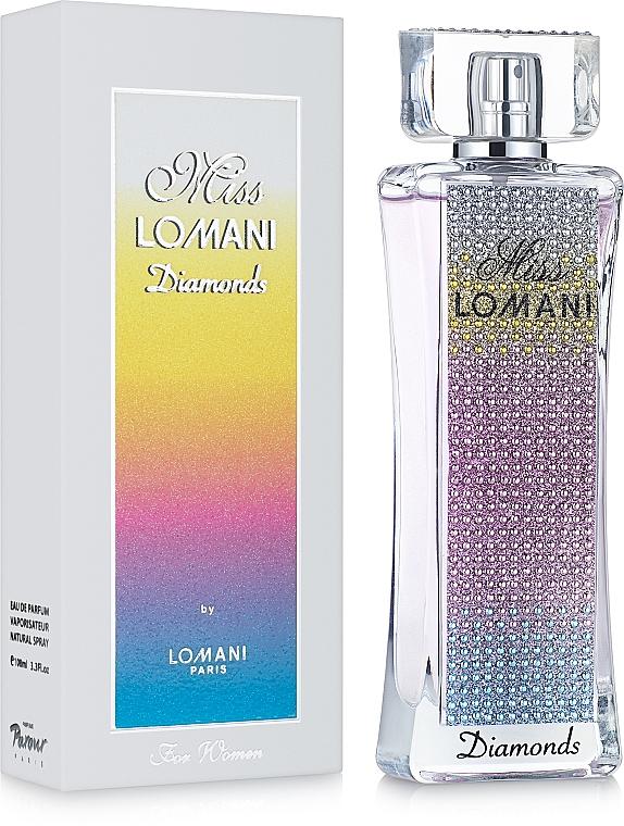Parfums Parour Miss Lomani Diamonds - Apă de parfum — Imagine N1