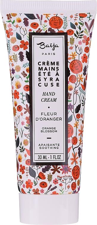 Cremă pentru mâini - Baija Ete A Syracuse Hand Cream — Imagine N1