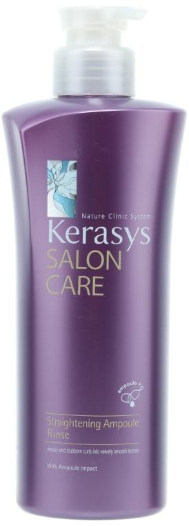 """Balsam de păr """"Îndreptare"""" - KeraSys Hair Clinic Salon Care — Imagine N1"""